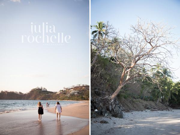 beachcombing Costa Rica
